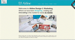 Preview of aldine.co.uk